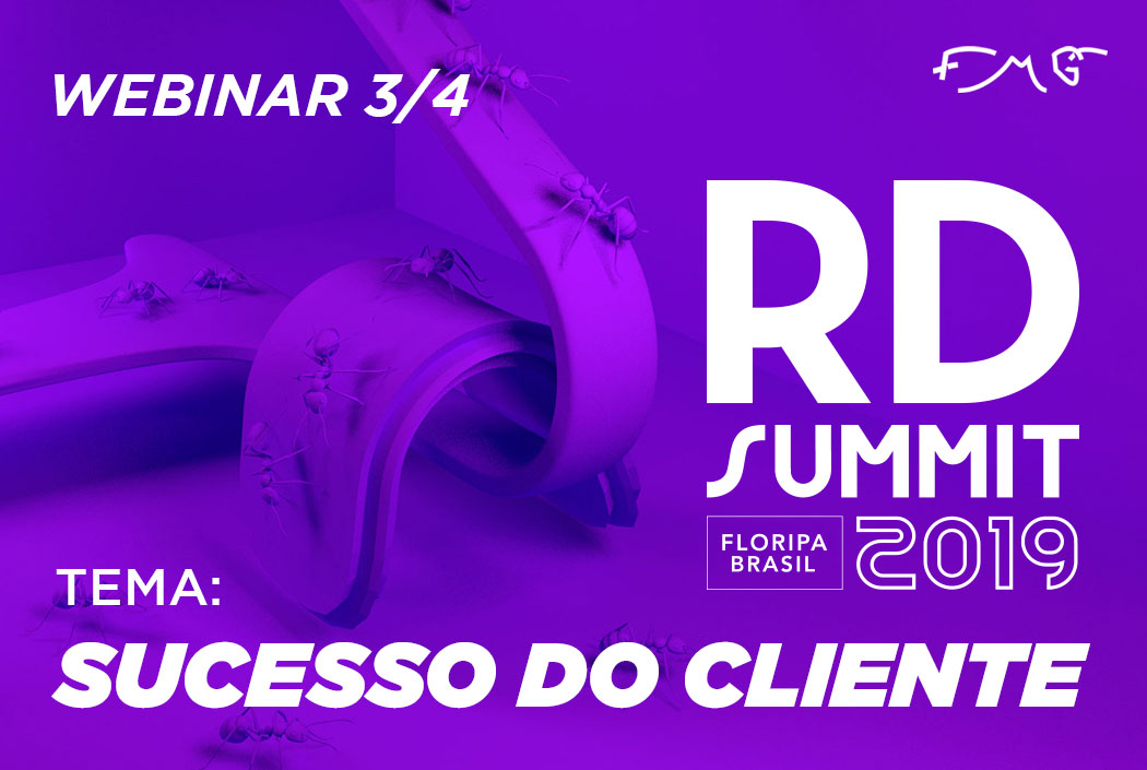 O que rolou no RD Summit 2019 - Sucesso do Cliente (CS)
